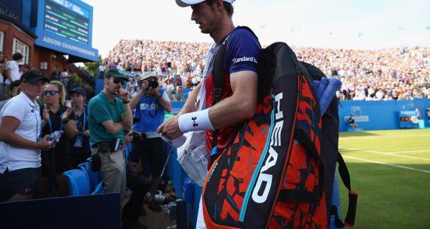 Tay vợt hạng 90 thế giới biến Murray thành cựu vô địch Queen's Club