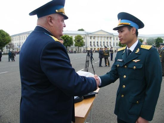 Đậm dấu ấn sinh viên Việt Nam tại Yaroslavl