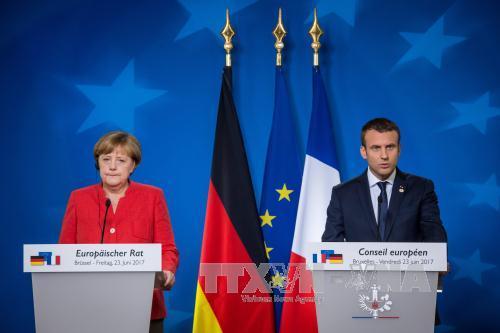 Đức và Pháp sẽ lãnh đạo quá trình 'phục hưng' EU thời hậu Brexit