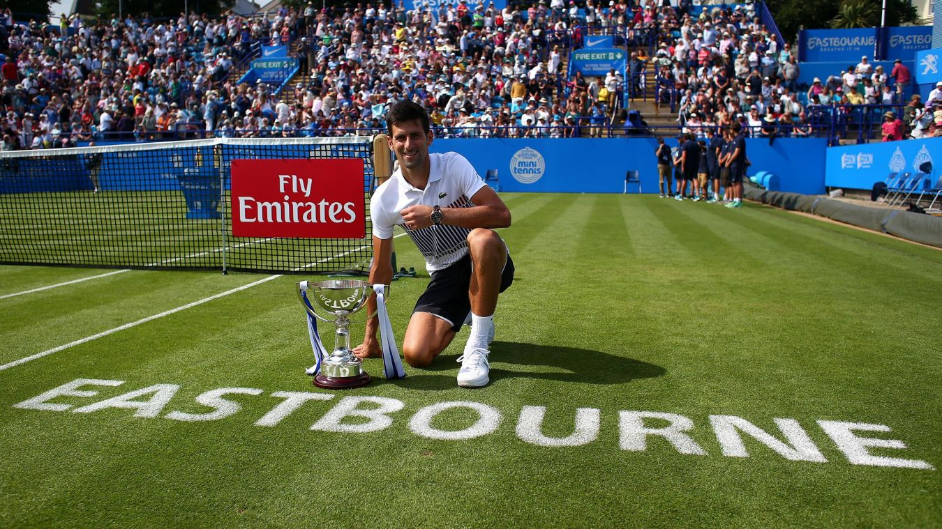 Novak Djokovic lần đầu tiên vô địch sau 6 tháng