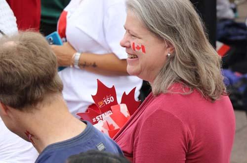 Canada tưng bừng kỷ niệm 150 năm ngày ra đời Liên bang - Ảnh 3
