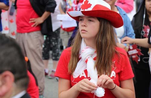 Canada tưng bừng kỷ niệm 150 năm ngày ra đời Liên bang - Ảnh 4