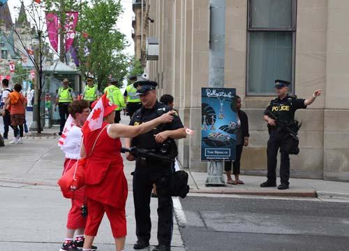 Canada tưng bừng kỷ niệm 150 năm ngày ra đời Liên bang - Ảnh 5