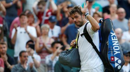 Wawrinka bất ngờ dừng bước ngay vòng 1 Wimbledon 2017