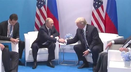 Bắt đầu hội đàm thượng đỉnh Mỹ-Nga bên lề Hội nghị G20