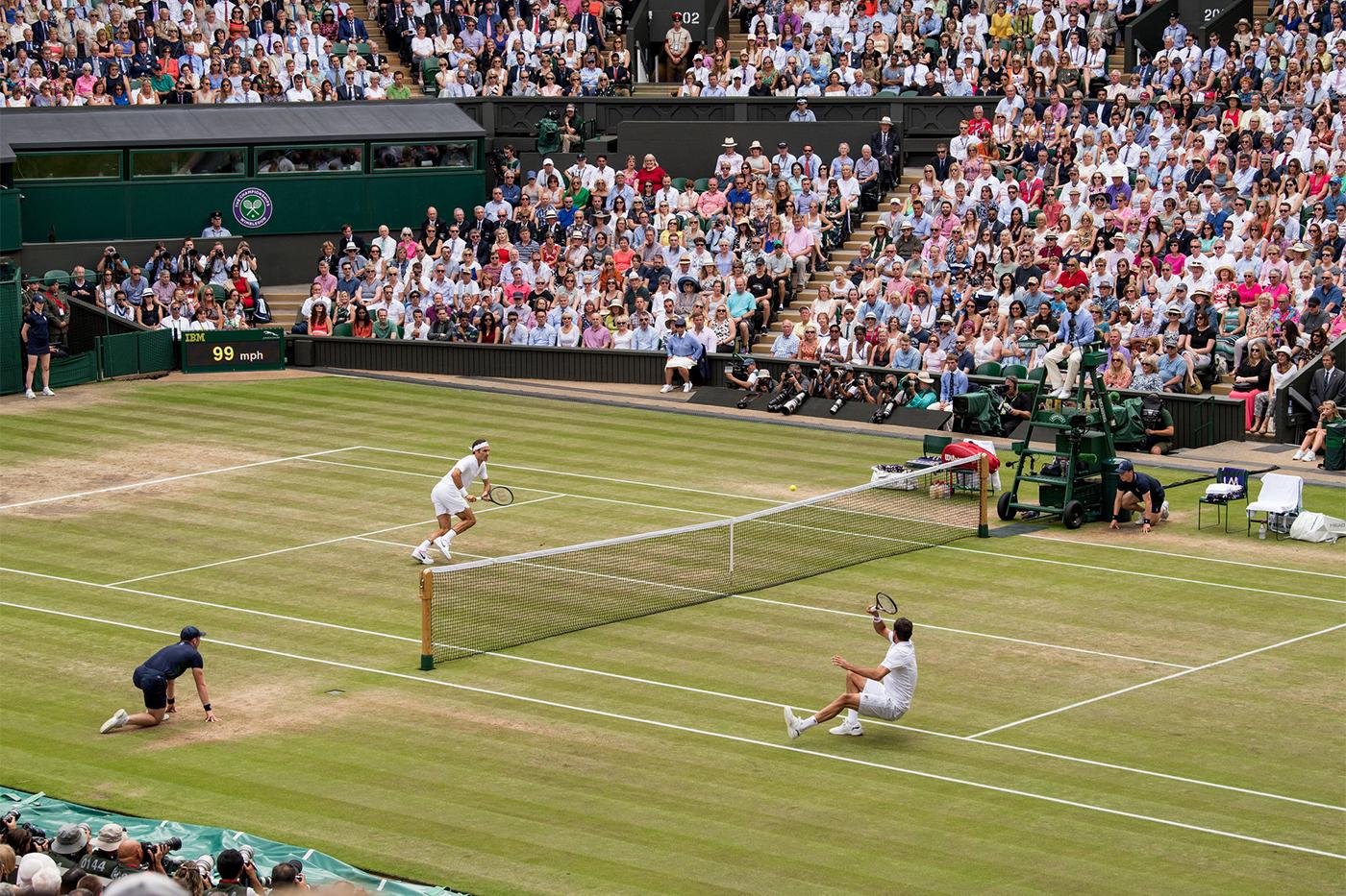 Roger Federer đã trở thành vĩ đại