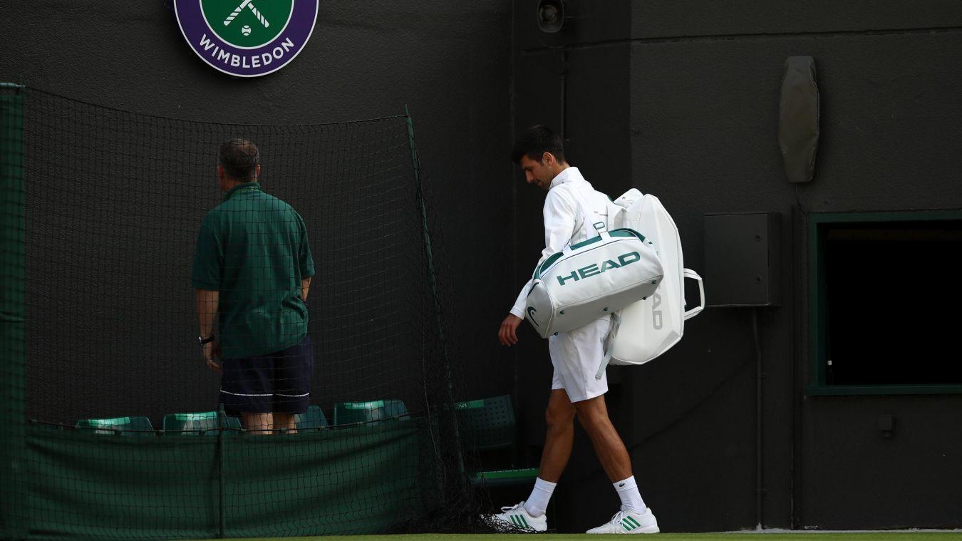 Novak Djokovic giã từ 2017