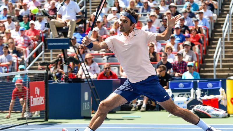 Rogers Cup 2017: Federer đã biết đến séc thua đầu tiên