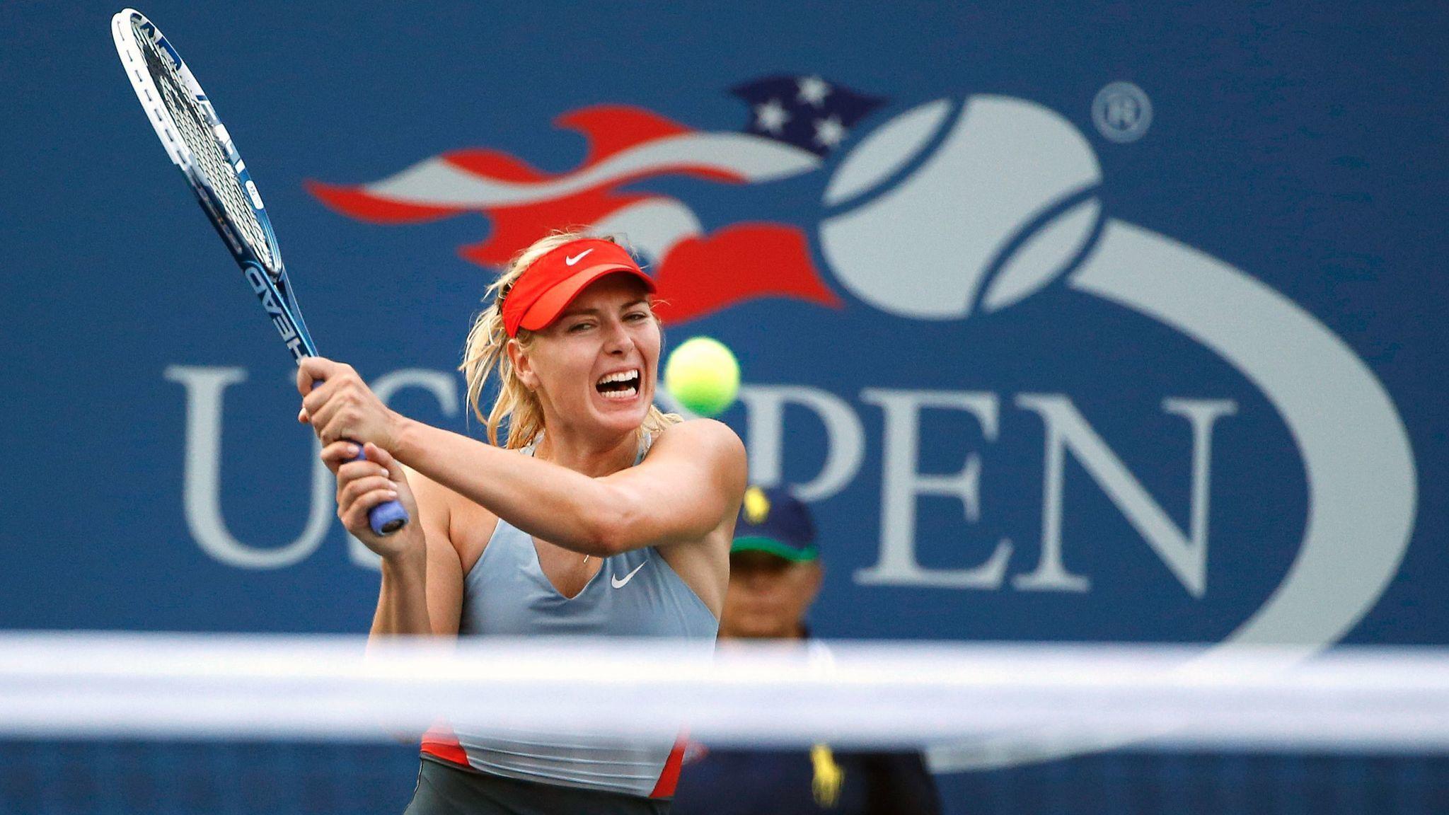 Sharapova được đặc cách dự US Open 2017