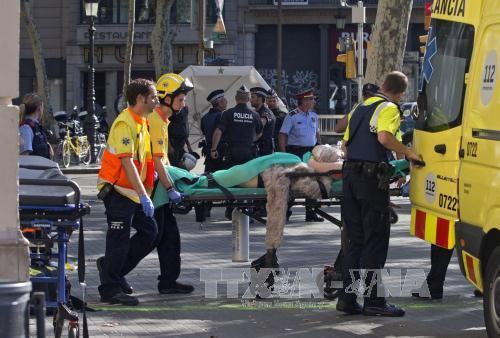 Khủng bố Hồi giáo tại châu Âu từ năm 2015 khiến 330 người thiệt mạng
