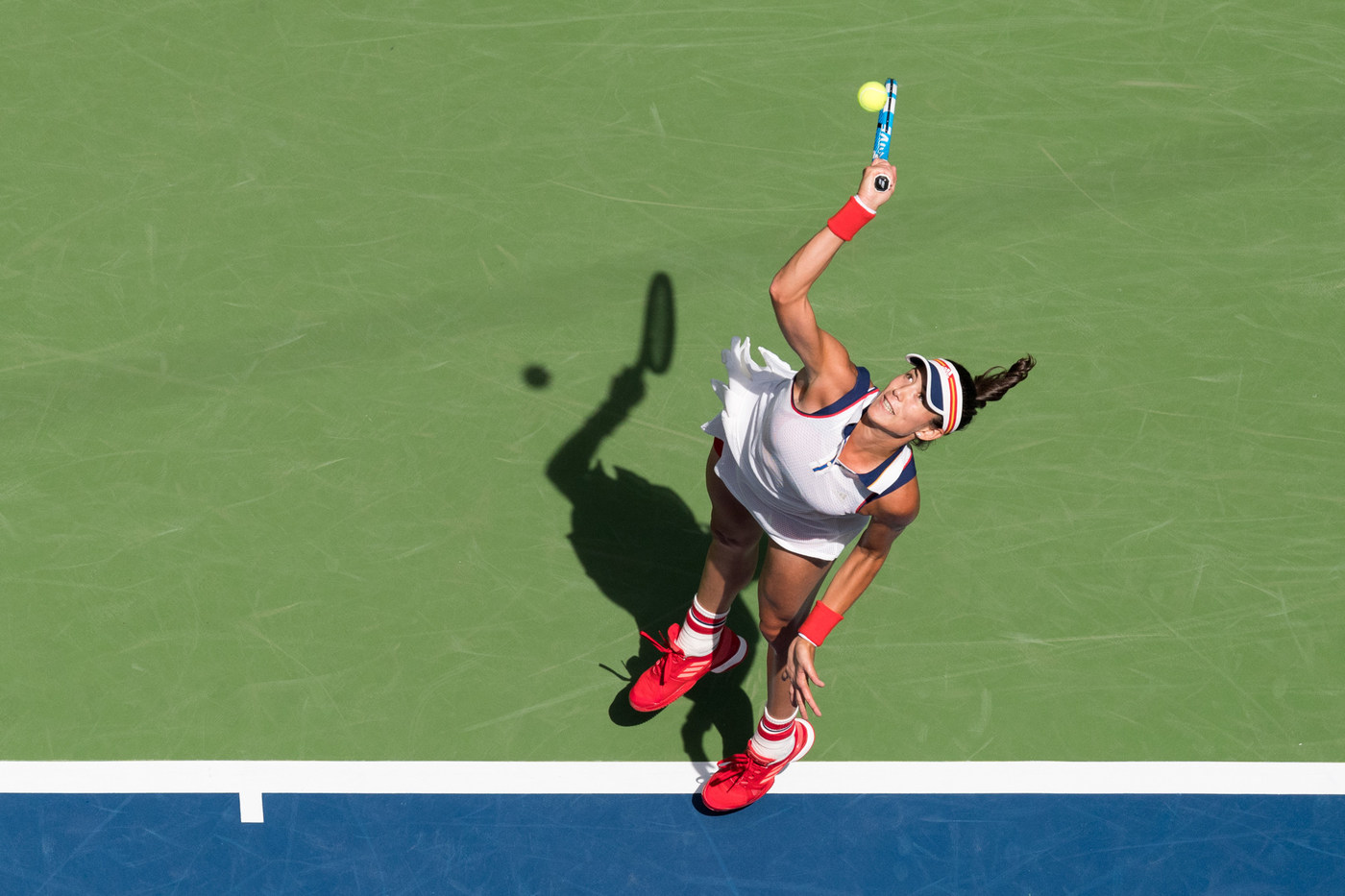 Muguruza sẽ trở thành tay vợt số 1 thế giới kể từ tuần sau
