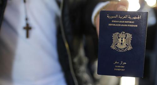 IS đang nắm giữ khoảng 11.100 hộ chiếu trắng của Chính phủ Syria. Ảnh: Reuters