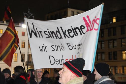 Các Cuộc Biểu Tình Của Pegida Bị Dư Luận Lên Án Tại Đức.