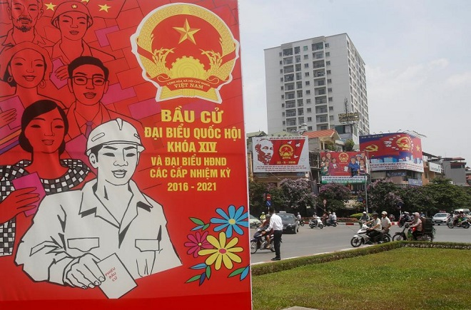 Các hãng thông tấn lớn trên thế giới như Reuters, AP, Tân Hoa xã... hôm nay đồng loạt đưa tin về cuộc bầu cử Quốc hội và Hội đồng nhân dân các cấp ở Việt Nam.