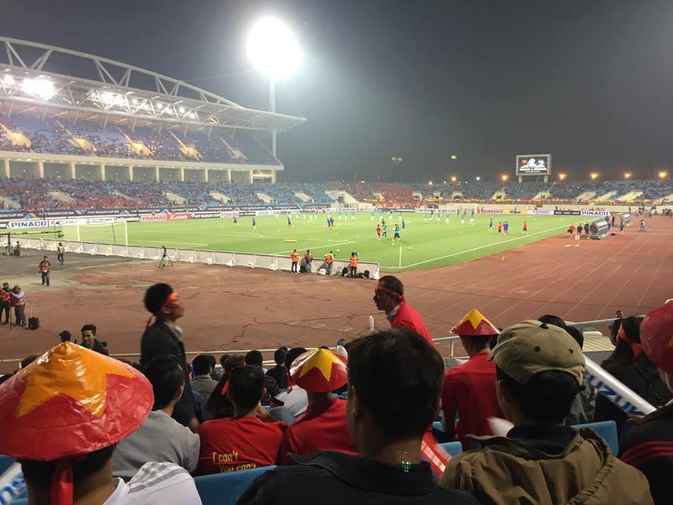 Mặc dù thua trên sân khách với tỷ số 1-2 hôm 3/12, song thầy trò HLV Hữu Thắng vẫn lạc quan, quyết đấu trước Indonesia tại chảo lửa Mỹ Đình để tìm chiếc vé vào trận chung kết.