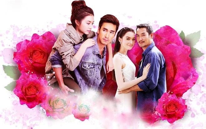 """Dẫn lối con tim - Mối tình tay ba """"ngang trái"""" của màn ảnh Thái"""