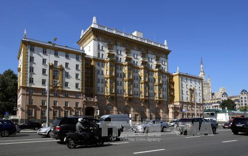 Mỹ nối lại một số dịch vụ cấp thị thực ở Nga