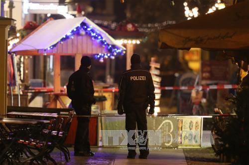 Phát hiện túi đựng 200 viên đạn gần chợ Giáng sinh ở Berlin