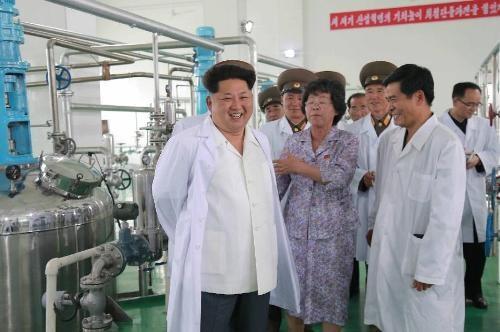 Ngoài vũ khí hạt nhân, Triều Tiên còn bị nghi có loại vũ khí hủy diệt khác