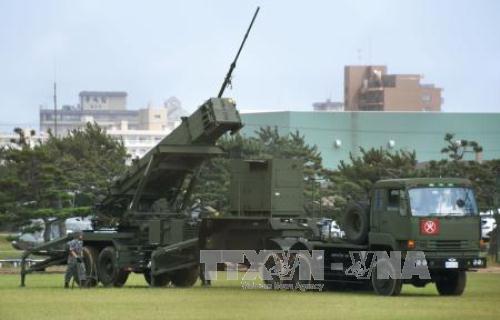 Chính phủ Nhật Bản đề xuất tăng chi tiêu quốc phòng