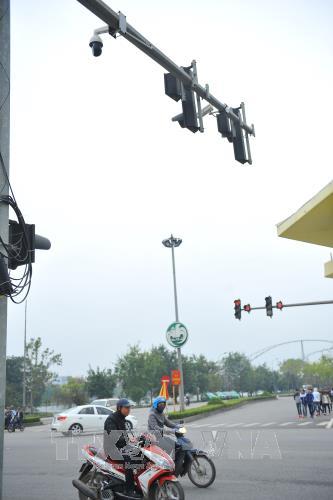 Tăng cường kiểm soát giao thông qua hệ thống camera giám sát