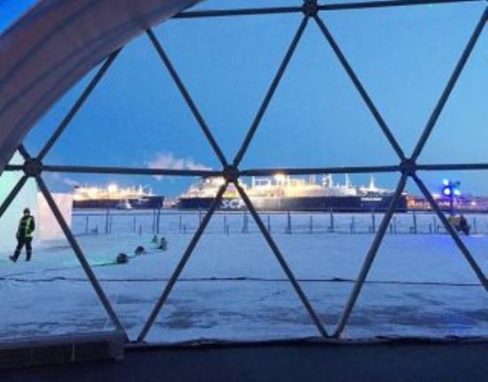 Anh nhận lô hàng khí hóa lỏng đầu tiên từ nhà máy mới của Nga