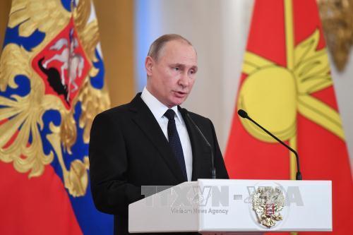 Năm bước đi khó tin của Nga trong năm 2018