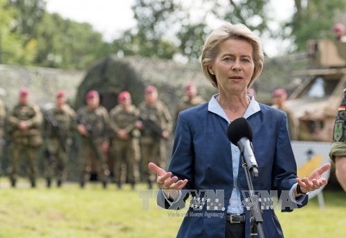 Đức thay đổi hình thức hỗ trợ Iraq trong cuộc chiến chống IS