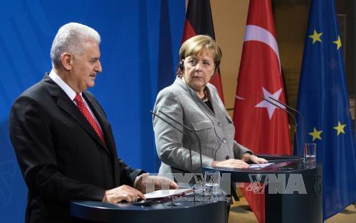 Thủ tướng Đức: Còn nhiều trở ngại trong cải thiện quan hệ với Thổ Nhĩ Kỳ