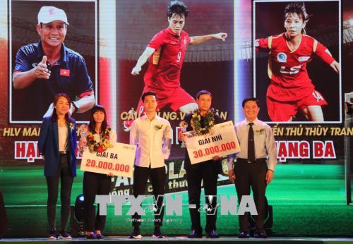 Trao Giải thưởng Bóng đá Cao thượng Fair Play 2017