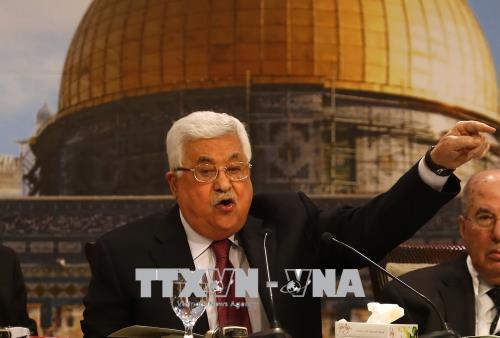 Palestine kêu gọi cộng đồng quốc tế bảo vệ
