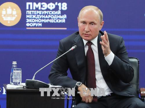 Tổng thống Nga kêu gọi chính phủ mới thúc đẩy sự đổi mới, sáng tạo