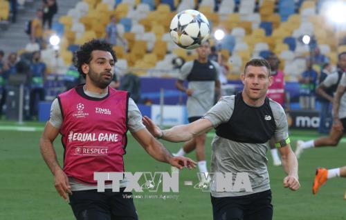 WORLD CUP 2018: Hàng triệu cổ động viên Ai Cập đang mong chờ Salah