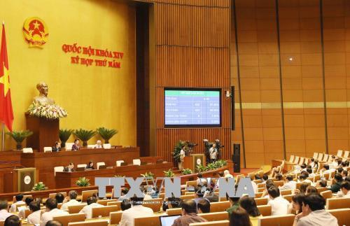 Quốc hội, bỏ phiếu lùi thời gian thông qua dự Luật Đặc khu, kêu gọi nhân dân bình tĩnh, tin tưởng