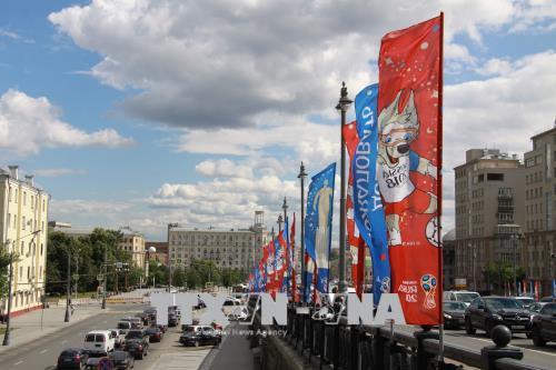 World Cup 2018: Người Nga như đang mở lòng hơn…