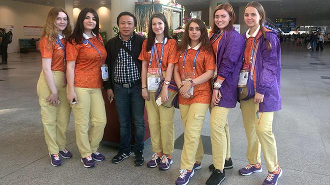 Ký sự World Cup: Làm tình nguyện viên World Cup khó như đi thi… đại học