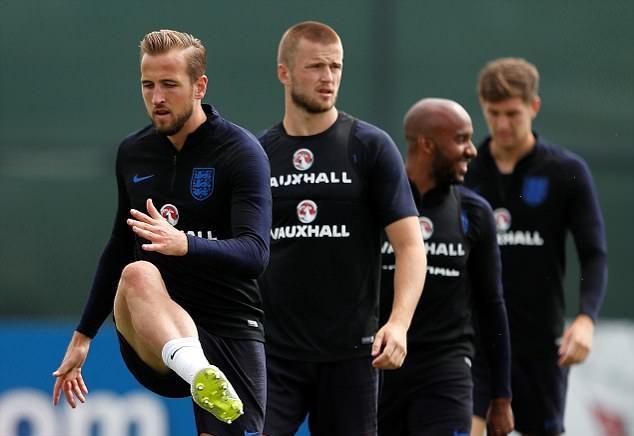 WORLD CUP 2018: Đội hình dự kiến của Anh trong trận gặp Panama vô tình bị tiết lộ