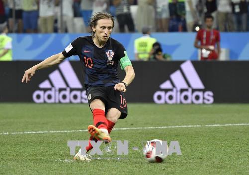 World Cup 2018: Luka Modric – từ cuộc sống tị nạn đến cầu thủ ngôi sao