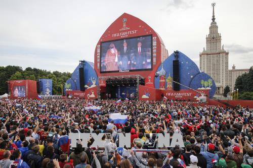 Đội tuyển Nga kêu gọi người hâm mộ trước trận đấu quan trọng