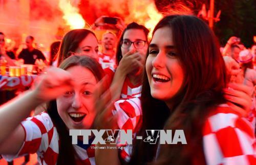 """Người hâm mộ Croatia """"phát sốt"""" với vé trận chung kết World Cup 2018"""