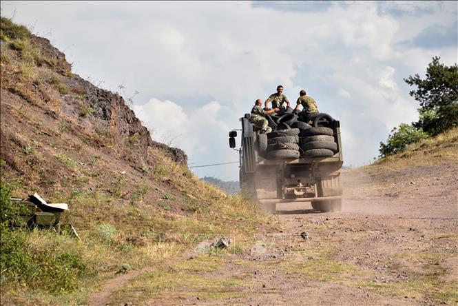 Armenia thiết quân luật sau đụng độ với Azerbaijan tại Nagorno-Karabakh