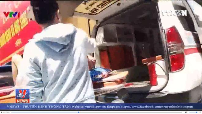 Bệnh viện 103 phủ nhận bảo kê xe cứu thương