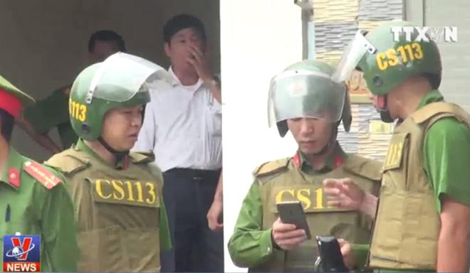 Đã xác định được thủ phạm nổ súng tại Điện Biên