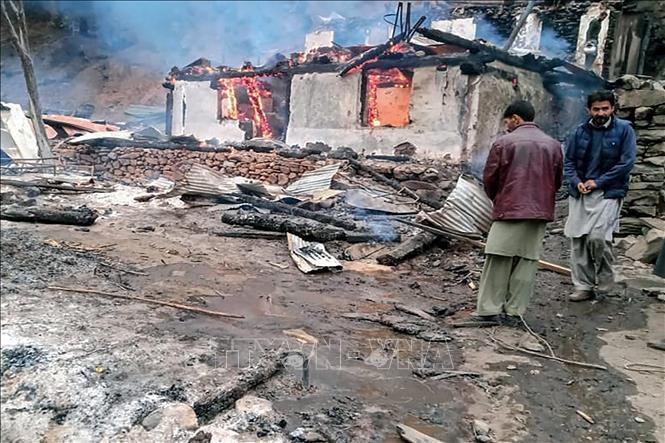 Căng thẳng leo thang giữa Ấn Độ và Pakistan tại khu vực Kashmir