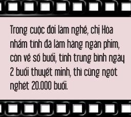 Hoàng Thị Kim Hòa chuyên gia thuyết minh phim box 2