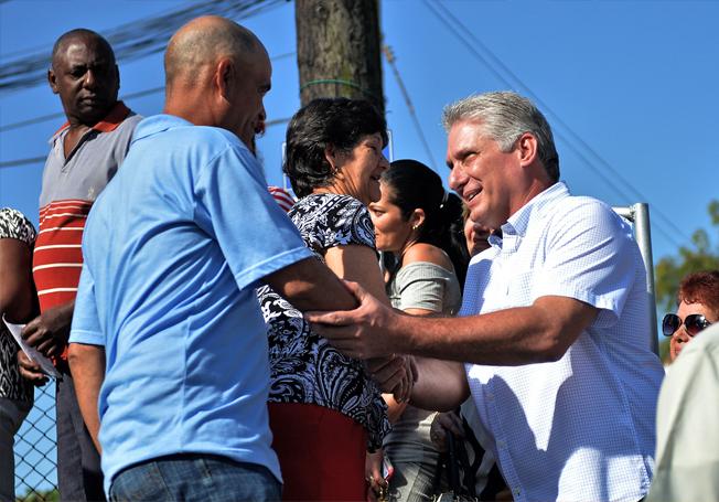 Miguel Díaz-Canel Bérmudez: 'Thuyền trưởng mới' của Cuba1