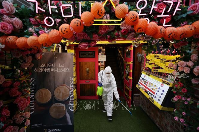 Hàn Quốc ngày thứ 4 liên tiếp ghi nhận số ca nhiễm mới trên 100