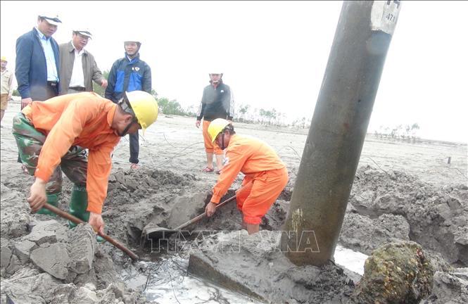 Quảng Bình: Sớm sửa chữa, khắc phục hệ thống thủy lợi bị hư hại sau mưa lũ