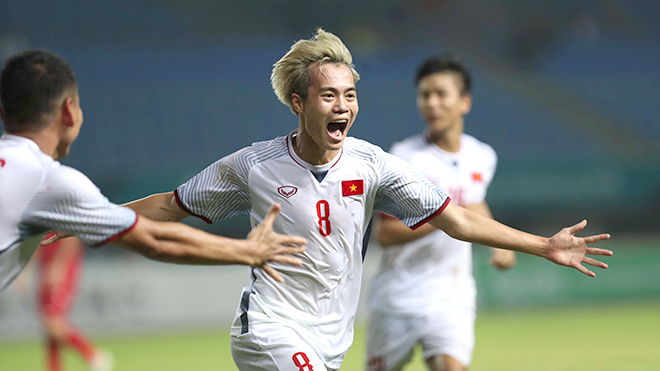 ASIAD 2018: U23 Việt Nam – U23 Hàn Quốc: Viết tiếp giấc mơ!