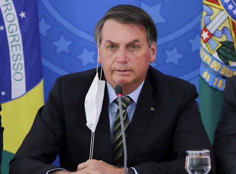 Tổng thống Brazil mắc COVID-19